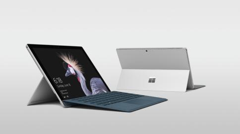 Wokrplace as a Service Surface Pro